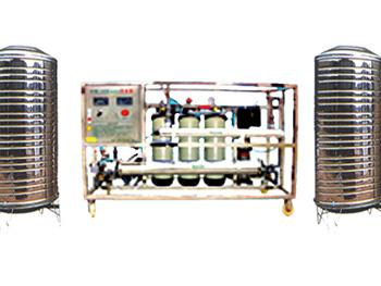DW-300 小型水厂专用机